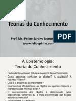 teoriadoconhecimento-130821225359-phpapp01
