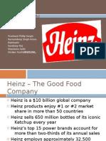 Heinz Final