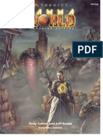 Gamma World RPG  - Campaign Setting