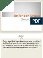 Boiler Dan Steam