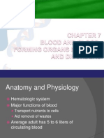 Blood and Blood-Forming Organs Diseases and Disorders
