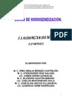 Apuntes Curso Homo-Administracion[1]