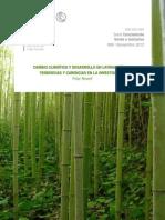 Cambio Climatico y Desarrollo en Latinoamerica. Tendencias y Carencias en La Investigacion
