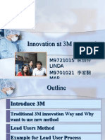 (C2) Innovation at 3M Corporation