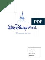 Brief History of Walt Disney