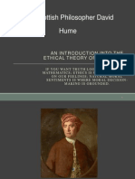 Ethics of David Hume