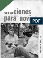 36 Oraciones Para Novios de Héctor Muñoz, o.p (1)