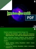 Bahan Olimpiade Astronomi | Bab III