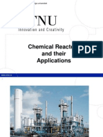 Chemical Reactors