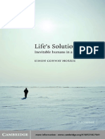 Life's Solution. Inevitable Humans in a Lonely Universe - Simon Conway Morris