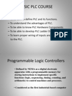 Programmable Logic Controllers Presentation Edited