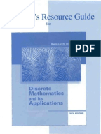 discrete and combinatorial mathematics 5th ed r Discrete Math Proof Solver Discrete Mathematics with Applications Solutions