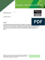VCAD510 Data Center Exam Blueprint Guide1-0-ES