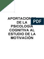 UNED Psicología de la Motivación - Conocimientos Mínimos Tema 5