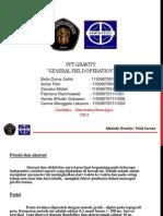 Ppt Gravity - Land, Marine, And Airborne Survey