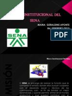 Marco Institucional Del Sena-PEI