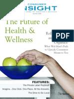 Ac Neilsen Study Health & Welness