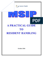 Full Guide Forms i Pa Practical Guide to Resident Handling