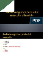 Imagistica pelvisului curs radio