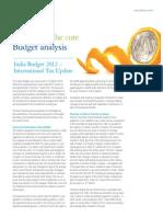 India International Tax Report