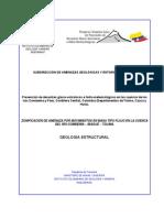 InformeGeologiaEstructural