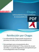 Enfermedad de Chagas y síndrome de inmunodeficiencia adquirida.pptx
