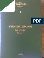 PSB 9Fericitul Ieronim Pp. 1-155