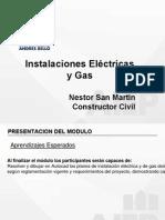 Instalaciones Electricas y Gas Presentacion