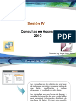 Sesion IV - Consultas