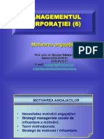 Prezentare 6 MMC Motivarea Angajatilor