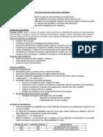Resumen Estadistica Tema 1-14