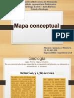 Mapa Conceptual Geologia