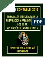 Cierre Contable 2012 Alberto Nue 31012013
