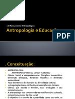 2 Antropologia e Educação