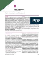 Genómica y Proteómica- Un Paso Más