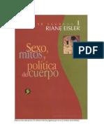 Placer Sagrado I Riane Eisler