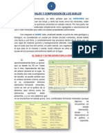 Minerales y Composición de Los Suelos (2)