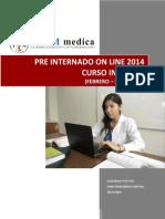 Pre Internado Online Integral 2014