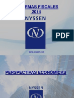 Reformas Fiscales 2014 Nyssen