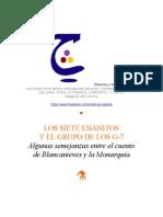 Los Siete Enanitos y El Grupo G-7