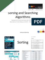 Sorting Algorithms-Sesion 6