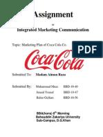 IMC CocaCola