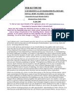 Kuthumi - The 12 Pathways of Destiny & Accelerated Planetary Emotional Body Matrix Clearing