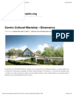 Centro Cultural Mariehøj - Dinamarca - Concursosdeprojeto.org