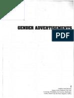 Goffman.GenderAdvertisements