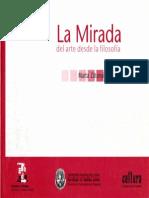 ZATONYI, Marta - El Arte Desde La Filosofia - Colecc. La Mirada