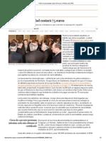 Pedir La Nacionalidad Costará 75 Euros _ Política _ EL PAÍS