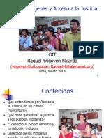 Pueblos Indigenas y Acceso a La Justicia - Raquel Yrigoyen - Peru