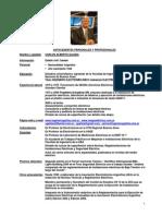 116_Currículum Ingeniero Carlos Galizia
