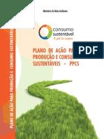 Plano de Ação Para Produção e Consumo Sustentáveis I